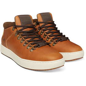 Timberland CityRoam Cupsole Chukka Shoes Men Wheat Full-Grain